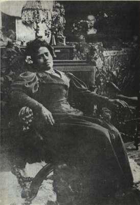 Gauguinova společnice, Tahiťanka Anna