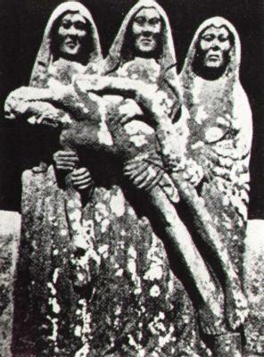 Bretaňská kalvárie