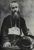 Msgre Joseph Martin, biskup in partibus z Uranopolisu