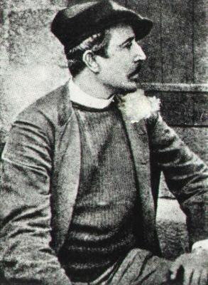 Paul Gauguin v roce 1888