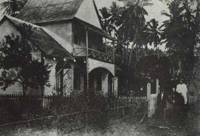 Obchod Ben Varnayho, kde Gauguin nakupoval