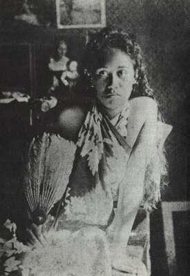 Tohotaua, oblíbená Gauguinova modelka