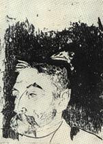 Básník Stephan Mallarmé