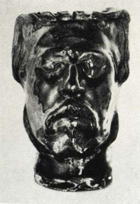 Váza Gauguin