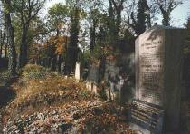 Hrob Franze Kafky na Olšanském hřbitově v Praze