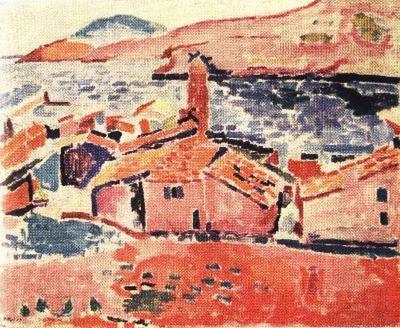 Krajina v Collioure
