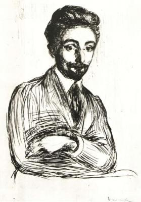 Portrét Helga Rodeho