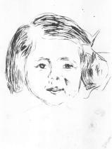 Hlavička dítěte
