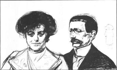 Duplikát portrétu Leistikowa