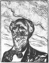Portrét Holgera Drachmanna