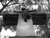 … a kristus křičel z kříže
