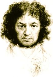 Francisco Goya - autoportrét
