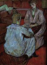 Hra v karty. Olej na plátně. 1893. 58×46. Soukromá sbírka.