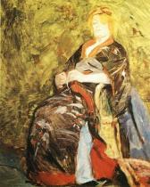 Lily Granier. 1888.