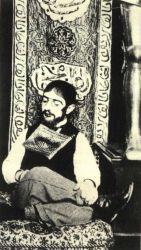 Henri de Toulouse-Lautrec ve východním sedu.