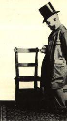 Henri de Toulouse-Lautrec okolo r. 1892.
