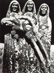 Bretaňská kalvárie.