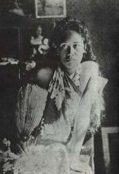 Tohotaua, oblíbená Gauguinova modelka.