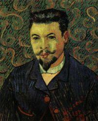 Portrét doktora Felixe Reye. 1889. 65×53. Ermitáž, Petrohrad.
