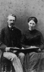 Strýc Cent a teta Cornelia.