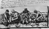 Kopáči brambor, Haag, mezi 22. a 27.červnem 1883 (z dopisu č. 296).