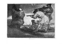 Barbaři! (Los desastres de la guerra, č. 38: Bárbaros!)