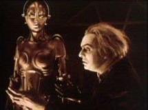 Metropolis - Rotwang a robot