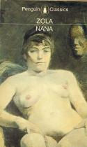 Émile Zola: Nana (reprodukce na obálce - Henri de Toulouse-Lautrec: Venuše z Montmartru)