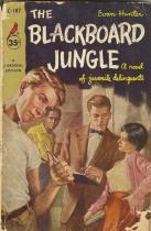 Evan Hunter: Džungle před tabulí
