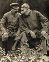 Maxim Gorkij a Stalin