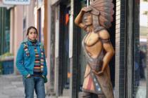 Dan Wlodarczyk: Indián a sestřička