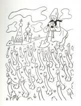 Ruské lidové erotické povídky - ilustrace Františka Bidla