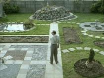 Betonová zahrada