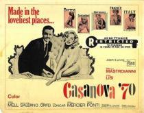 Mario Monicelli: Casanova '70