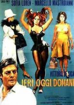 Vittorio De Sica: Včera, dnes a zítra