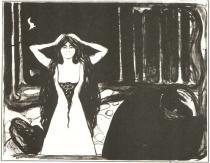 Popel. Litografie. 1899. 35,4 × 45,5.