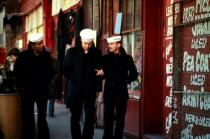 Hal Ashby: Poslední eskorta - Otis Young, Randy Quaid, Jack Nicholson