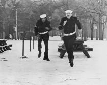 Hal Ashby: Poslední eskorta - Jack Nicholson, Otis Young