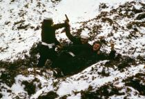 Hal Ashby: Poslední eskorta - Otis Young, Jack Nicholson, Randy Quaid