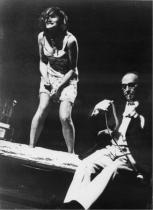 Ptákovina v divadle Na Zábradlí v roce 1969