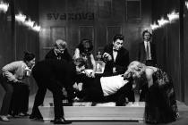 Divadlo Na zábradlí: Buržoazie