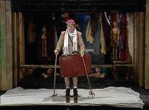 Divadlo Antonína Dvořáka: Hrdý Budžes